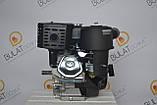 Двигун WEIMA(Вейма) WM188F-S (шпонка 25 мм) бензин 13,0 л. с., фото 4