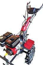 Мотоблок WEIMA WM1100D-6 KM (DIFF), бензин 9,0 л.с. с дифференциалом