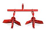 Окучник Мотор Сич (двойная сцепка + окучник стреловидный) Мотор Сич, фото 3
