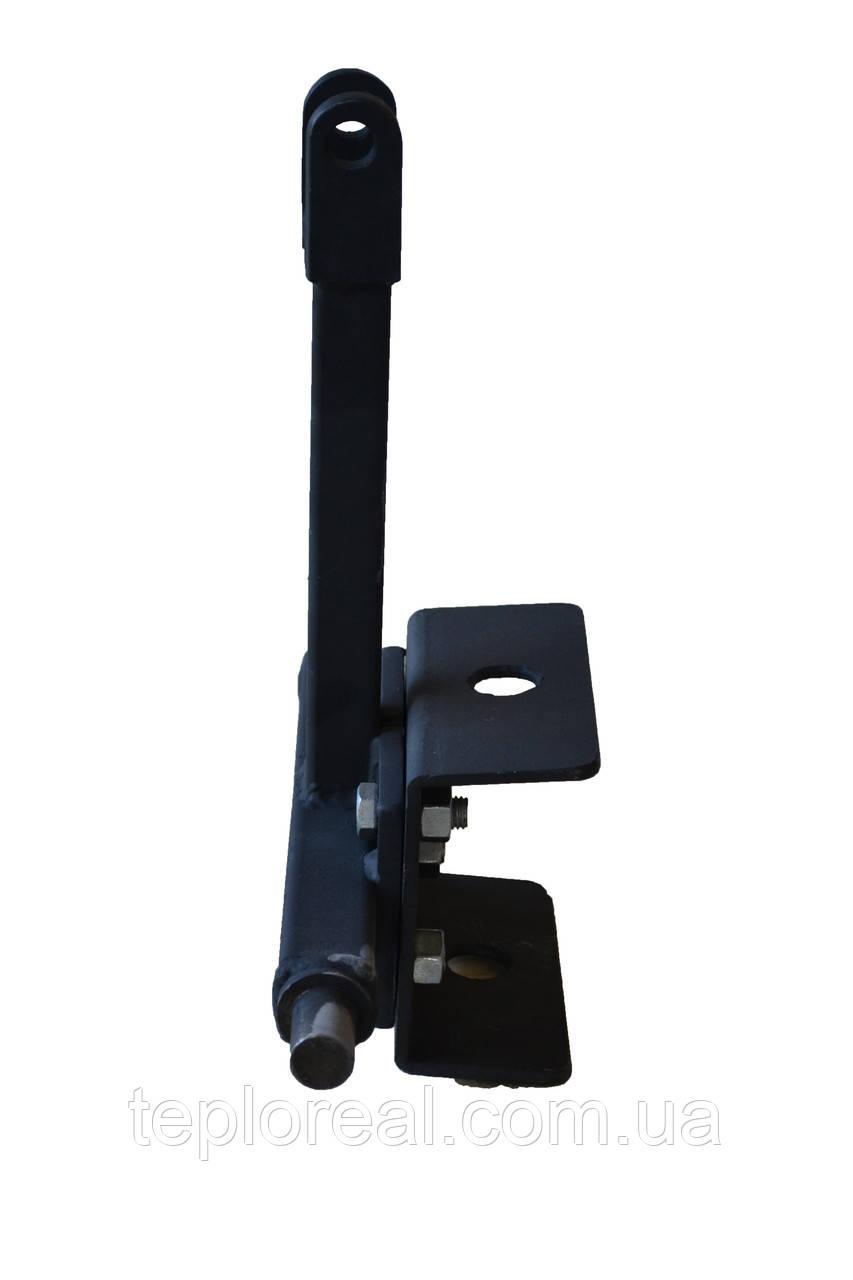 Переходник для мототрактора для трехточечного подъемного механизма