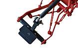 Перехідник для мототрактора для триточкового підйомного механізму, фото 4