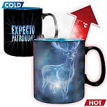 Чашка-хамелеон HARRY POTTER Patronus,  460 мл, фото 2
