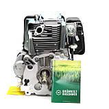 Бензиновый двигатель Grünwelt GW-1P90FЕ с вертикальным валом, фото 4