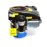 Бензиновый двигатель Grünwelt GW-1P90FЕ с вертикальным валом, фото 6
