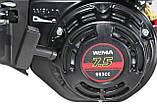 Двигатель бензиновый WEIMA  W230F-S (7,5л.с.  230сс, вал 20мм шпонка,  Евро5) для мотоблока, фото 2