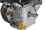 Двигатель бензиновый WEIMA  W230F-S (7,5л.с.  230сс, вал 20мм шпонка,  Евро5) для мотоблока, фото 7