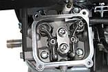 Двигатель бензиновый WEIMA  W230F-S (7,5л.с.  230сс, вал 20мм шпонка,  Евро5) для мотоблока, фото 9