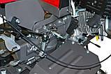 Мотоблок WEIMA DELUXE WM1100FE - 6 КМ (бензин 13л.з.,ел. старт., КПП 4+2 скор, 4,00-10), фото 6