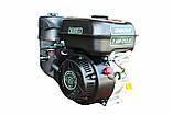 Двигатель GrunWelt GW210-S, NEW, бенз7.0 л.с. 212сс, (шпонка 20мм), бак 5л., фото 2