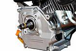 Двигатель GrunWelt GW210-S, NEW, бенз7.0 л.с. 212сс, (шпонка 20мм), бак 5л., фото 7