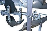 """Плуг оборотный с предплужником и подрезными дисками для тяжёлых мотоблоков Мотор Сич  """"ПО-1пд""""  (AMG), фото 5"""