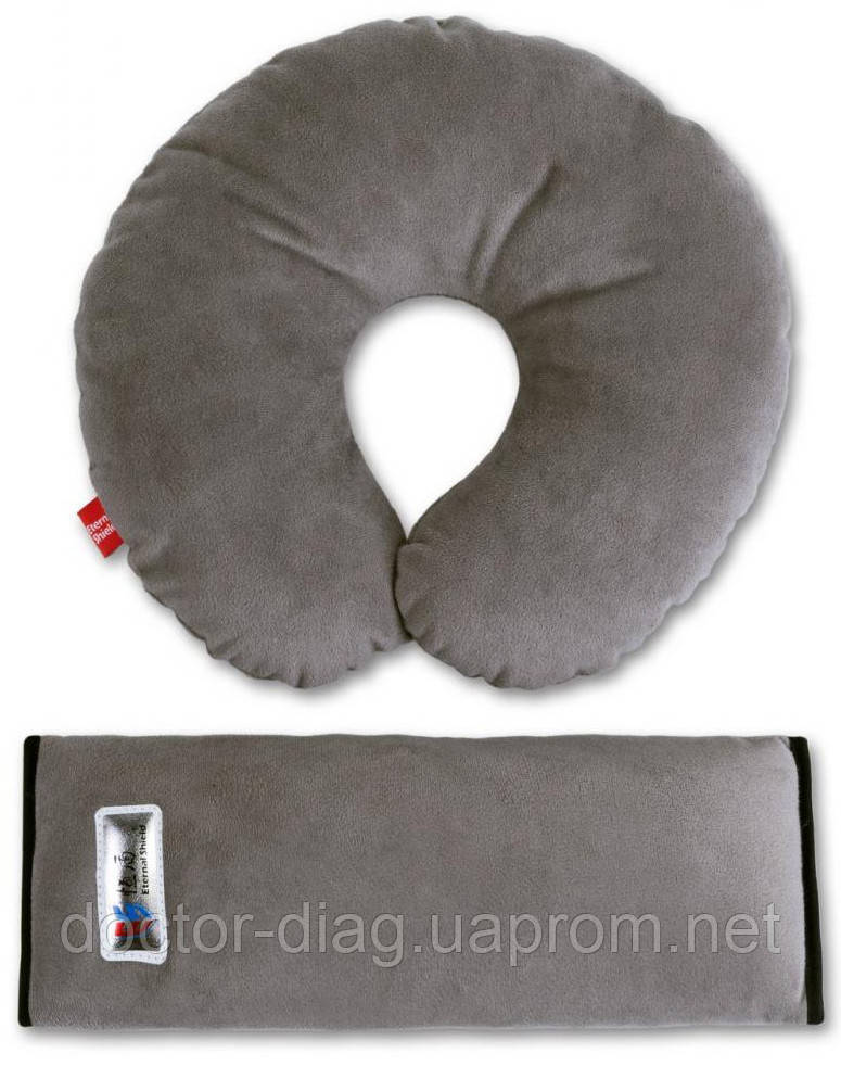 Eternal Shield Eternal Shield Комплект дорожный для сна серый (4601234567831)
