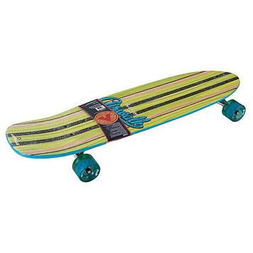 Скейт Airwalk Since86, канадский клен, р-р 87*23,6см, колеса PU