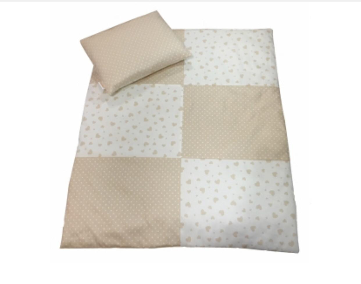 Одеяло и подушка Twins в коляску