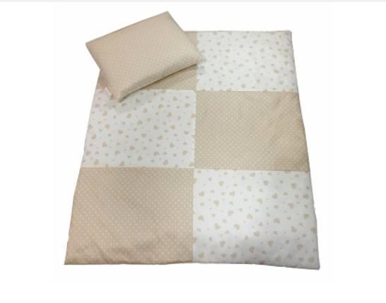 Одеяло и подушка Twins в коляску, фото 2