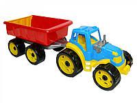 Трактор с прицепом Технок 3442, фото 1