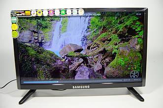 Телевизор Samsung Smart TV Android 24 дюйма  +Т2 HD 220v USB/HDMI ( Андроид Самсунг смарт тв)+ПОДАРОК