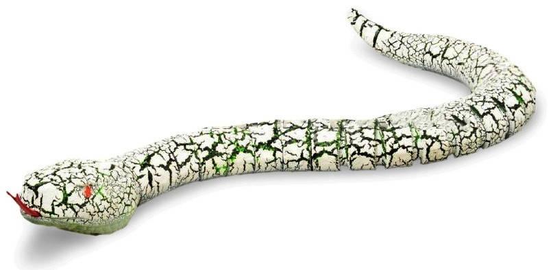 Змея с пультом управления ZF Rattle snake (серая), фото 2