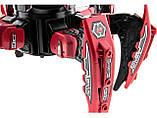 Робот-паук радиоуправляемый Keye Space Warrior с ракетами и лазером (красный), фото 2