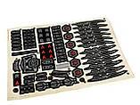 Робот-паук радиоуправляемый Keye Space Warrior с ракетами и лазером (красный), фото 5