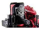Робот-паук радиоуправляемый Keye Space Warrior с ракетами и лазером (красный), фото 8