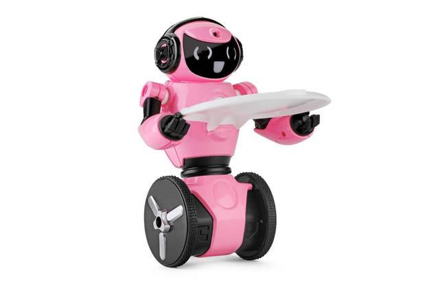 Робот на радиоуправлении WL Toys F1 с гиростабилизацией (розовый), фото 2
