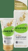 Alverde Vital+ Tagescreme mit Öl-Komplex-Органический дневной крем от 60лет