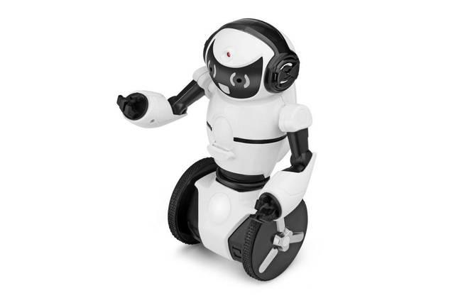 Робот на радиоуправлении WL Toys F1 с гиростабилизацией (белый), фото 2
