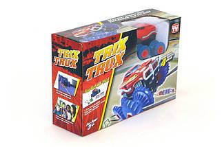 Машинка на бат. Trix Trux (красный), фото 3