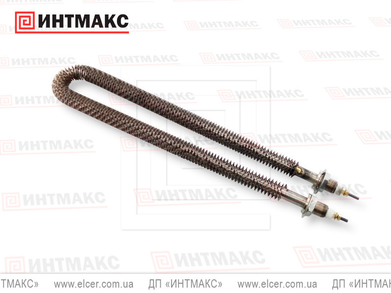 ТЭН 10 мм, завит в спираль 130 х 425 мм, 2500 Вт/220 В