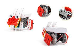 Конструктор электронный детский HIQ B711 12-в-1 173 детали (животные), фото 3