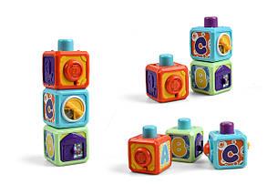 Развивающая игрушка Kidian музыкальные интерактивные кубики, фото 2