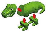 Пазл 3D детский магнитные животные POPULAR Playthings Mix or Match (тигр, крокодил, слон, жираф), фото 7