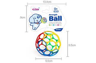 Мяч Baoli развивающая игрушка 0+, фото 3