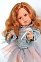 Кукла Llorens София шарнирная Лоренс Sophia 42 см 54206, фото 4