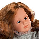 Кукла Llorens София шарнирная Лоренс Sophia 42 см 54206, фото 5