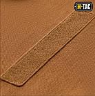 M-Tac поло тактическое длинный рукав 65/35 Coyote Brown, фото 3
