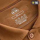 M-Tac поло тактическое длинный рукав 65/35 Coyote Brown, фото 8