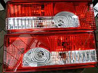 Задние фонари Тюнинг Пара + лампочки ВАЗ 2108, 2109, 21099, 2113, 2114 (Пр-во Формула света)