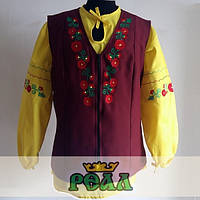 Комплект касира, (пошиття рекламного одягу під замовлення з нанесення Вашого логотипу), фото 1