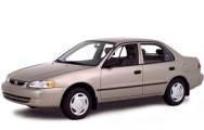 Toyota Corolla (1997-2001)