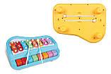 Ксилофон пианино Baoli 8 тонов (желтый), фото 5