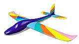 Планер метательный J-Color Hawk 600мм c комплектом красок, фото 3