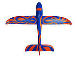 Планер метательный J-Color Hawk 600мм c комплектом красок, фото 6