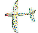 Планер метательный J-Color Hawk 600мм c комплектом красок, фото 8