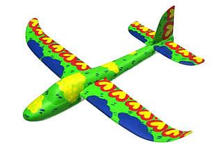 Планер метательный J-Color Nano Hawk 310мм c комплектом красок, фото 2