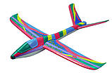 Планер метательный J-Color Eagle 600мм c комплектом красок, фото 8