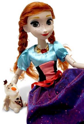 Кукла Beatrice Анна (Холодное седце) 46 см, фото 2