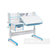 Детский стол-трансформер FunDesk Libro Blue, фото 1