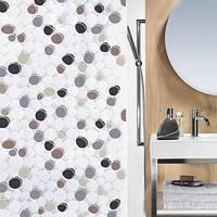 Шторка д/ванної DIDO peva 180х200 сіро-коричневий_10.14429